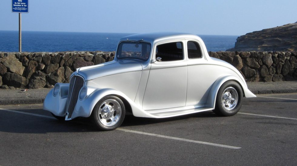 '33 Willys Coupe