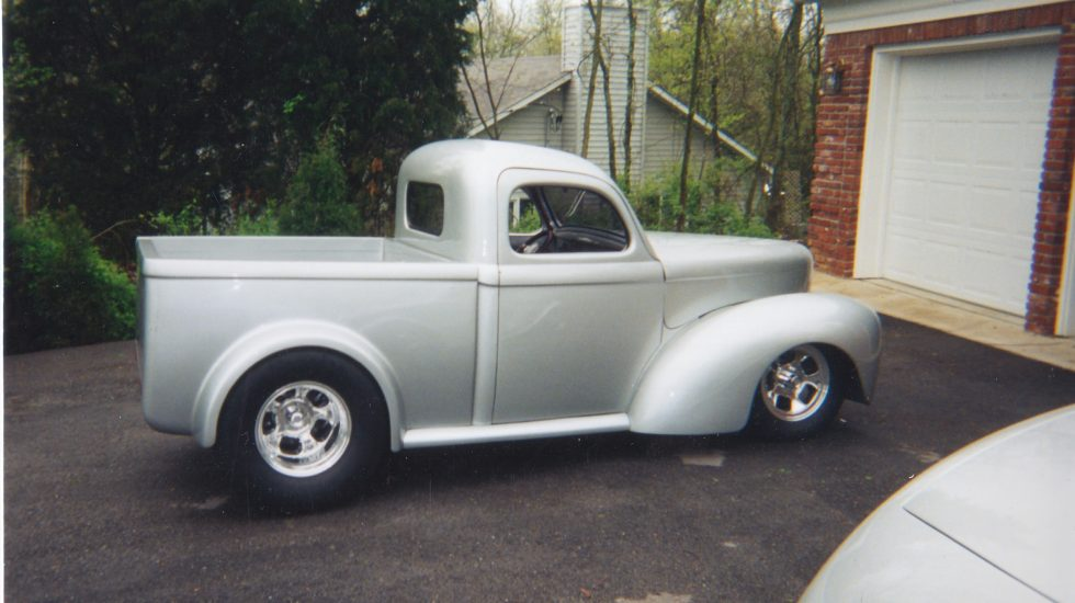 '40 Willys Pickup