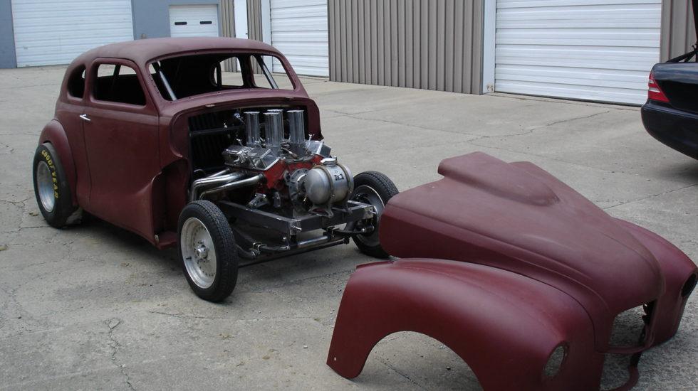 '48 Austin