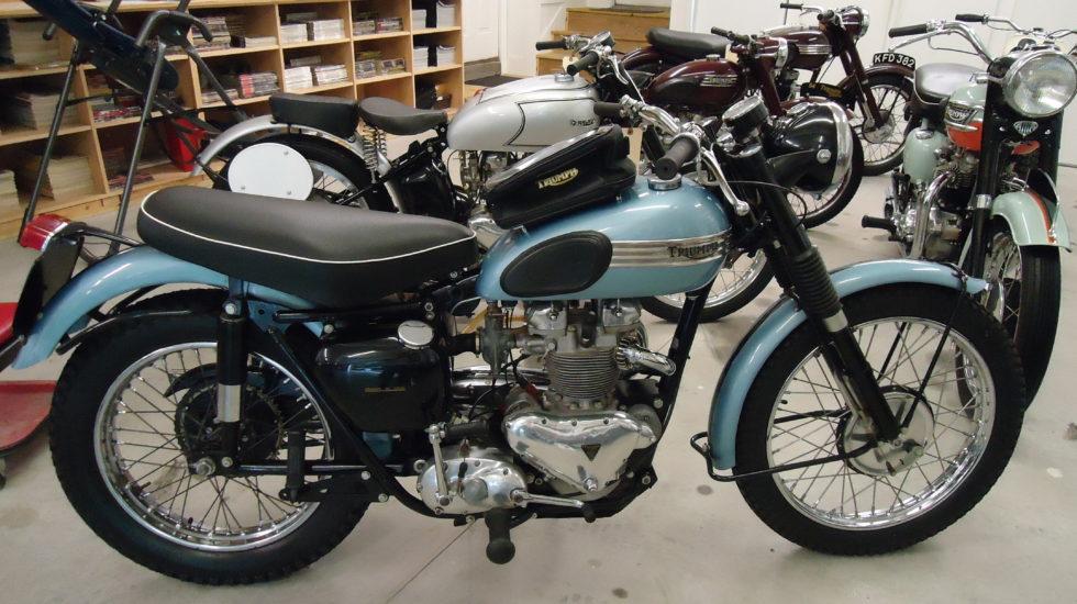 1955 Triumph TR5