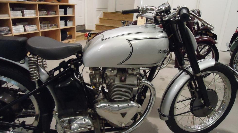 1948 Triumph T100 GP