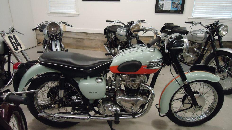 1959 Triumph T120 Bonnieville
