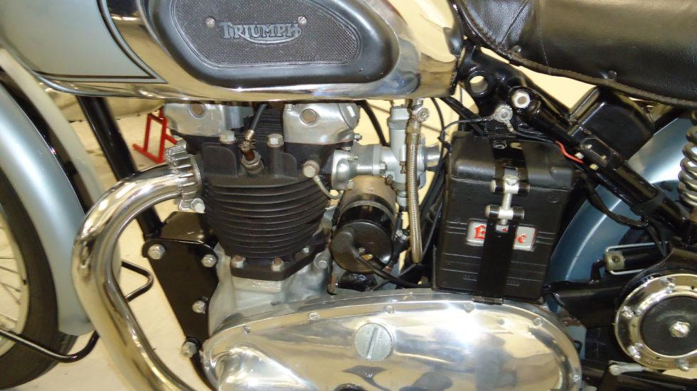 1939 Triumph T100