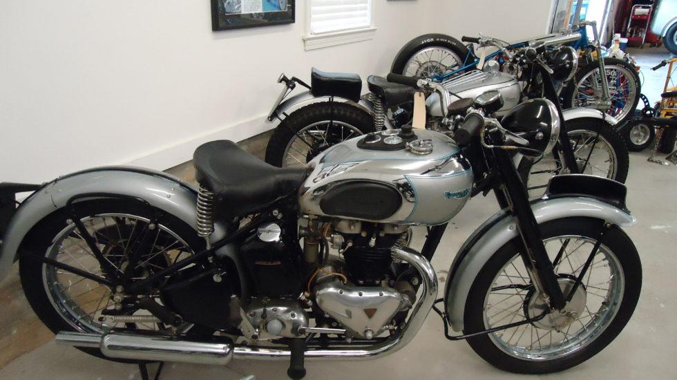 1946 Triumph T100