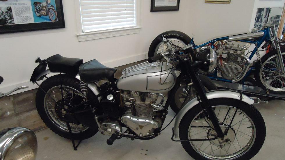 1953 Triumph TR5